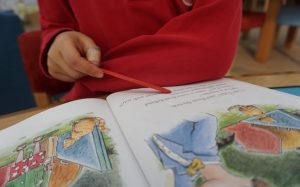 Reading Strategy Using the Magic Wand